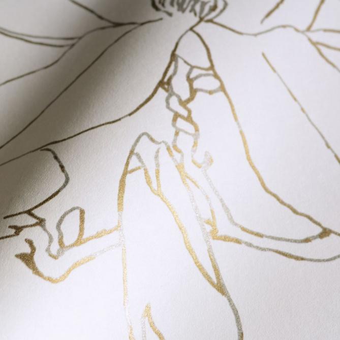Papel Pintado Magnolias - HEBAT 01 | MURAKE - 22831