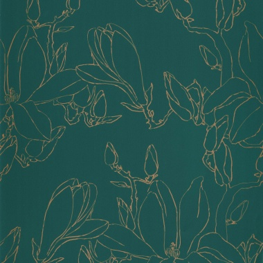Papel Pintado Magnolias - HEBAT 04 | MURAKE - 22834