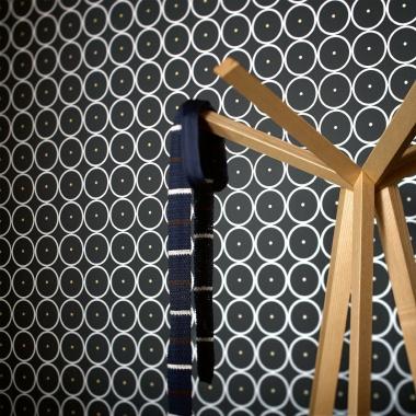 Papel Pintado Círculos - MACASAR 03 | MURAKE - 910494