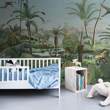 Mural Selva - SAURIO  | MURAKE - 40701