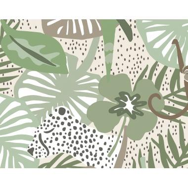 Mural Jungla - MUSANGO 01 | MURAKE - 40301