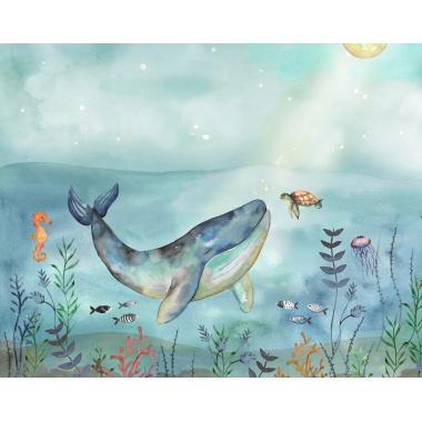 Mural Océano - OCEAN  | MURAKE - 40441