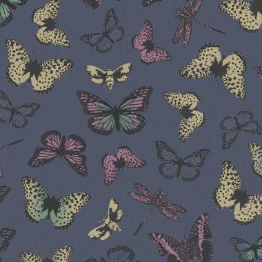 Papel Pintado Mariposas - XIMELE 03   MURAKE - 17603