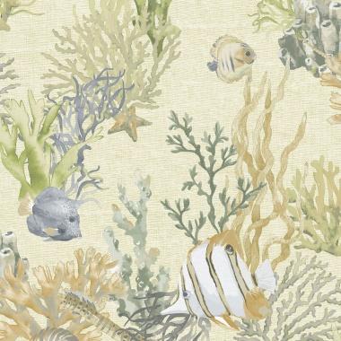 Papel Pintado Corales - CORAL 02 | MURAKE - 521002