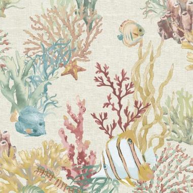 Papel Pintado Corales - CORAL 01 | MURAKE - 521001