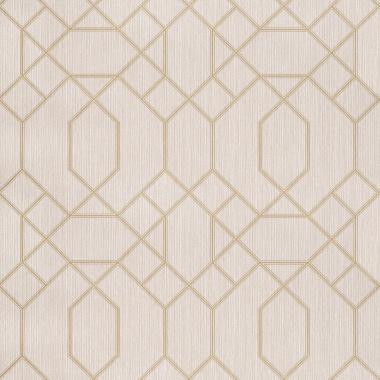 Papel Pintado Geométrico - LISALA 02 | MURAKE - 13200