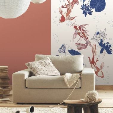 Mural Peces - SUYEN  | MURAKE - 82402