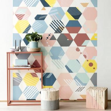 Mural Mosaico - SERAGIN  | MURAKE - 47086