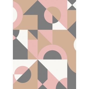 Mural Geométrico - NANDRIN  | MURAKE - 96041