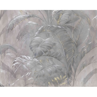Mural Hoja Tropical - CHENCHA 03 | MURAKE - 40034