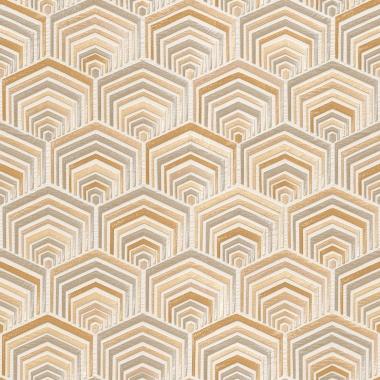 Papel Pintado Geométrico - POLUXO 02   MURAKE - 21232