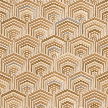 Papel Pintado Geométrico - POLUXO 03   MURAKE - 21233