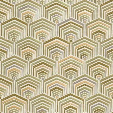 Papel Pintado Geométrico - POLUXO 06   MURAKE - 21236