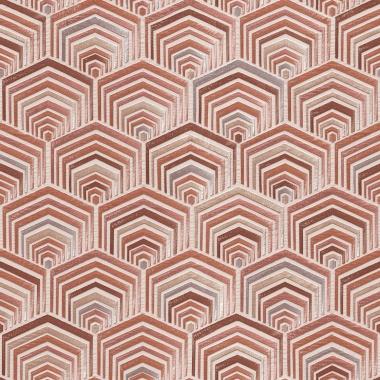Papel Pintado Geométrico - POLUXO 04   MURAKE - 21234