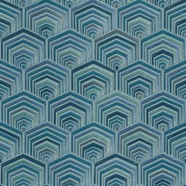 Papel Pintado Geométrico - POLUXO 07   MURAKE - 21237