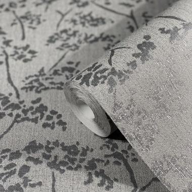 Papel Pintado Hojas florales - ANDAPA 05 | MURAKE - 72325