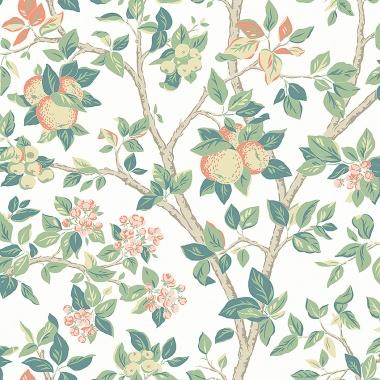 Papel Pintado Floral - JUSNAN 01   MURAKE - 56700