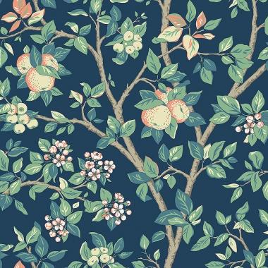 Papel Pintado Floral - JUSNAN 02   MURAKE - 56701