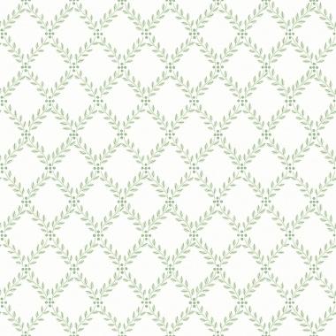 Papel Pintado Bucles de hojas - VADDO 02   MURAKE - 56721