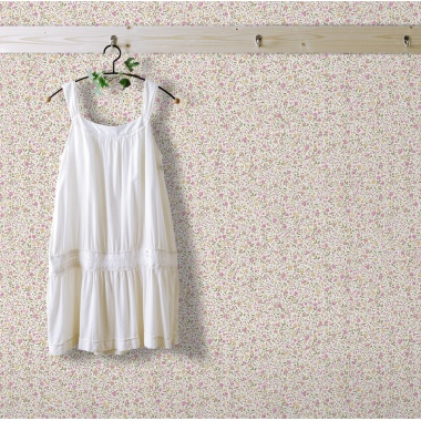 Papel Pintado Flores pequeñas - VAGLIA 01 | MURAKE - 22711