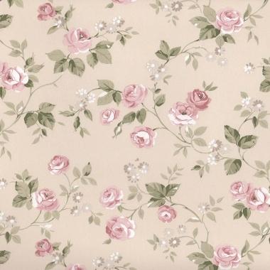 Papel Pintado Rosas - CHIANTI 01 | MURAKE - 22721
