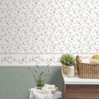 Papel Pintado Flores pequeñas - LONDA 03 | MURAKE - 22733