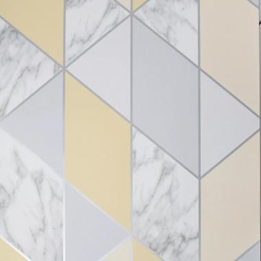 Papel Pintado Geométrico - ROVUMA 01   MURAKE - 92801