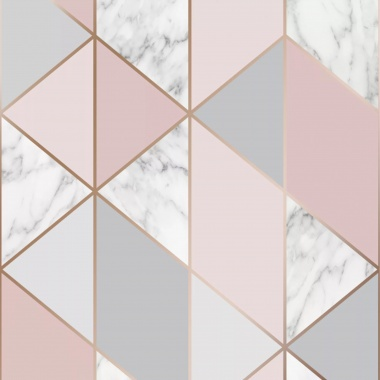 Papel Pintado Geométrico - ROVUMA 02   MURAKE - 92802