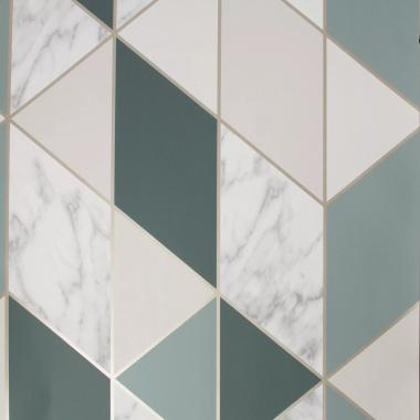 Papel Pintado Geométrico - ROVUMA 03   MURAKE - 92803