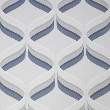 Papel Pintado Geométrico - GUCHA 04 | MURAKE - 79704