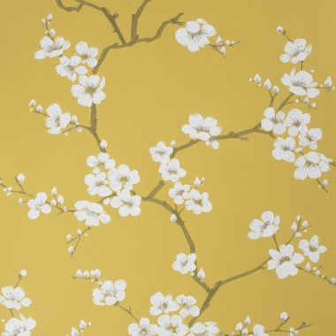Papel Pintado Flor Cerezo - KERIO 01 | MURAKE - 82801