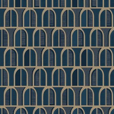 Papel Pintado Ventanas antiguas - VAXJO 01   MURAKE - 50301