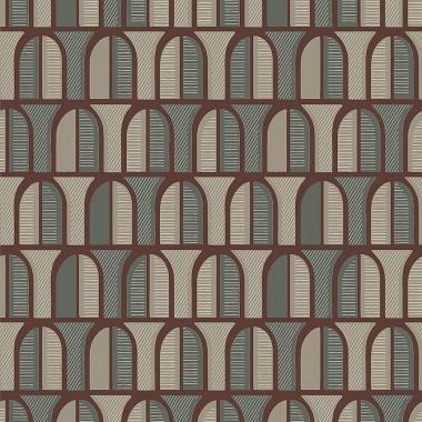 Papel Pintado Ventanas antiguas - VAXJO 03   MURAKE - 50303