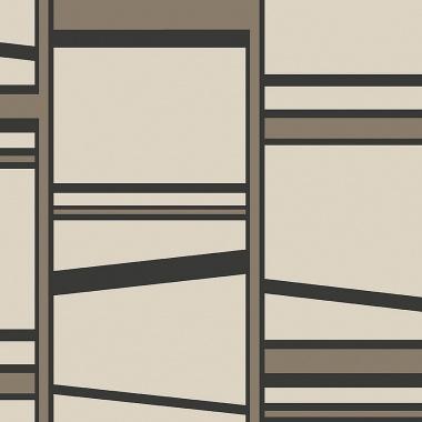 Papel Pintado Líneas superpuestas - SMOGEN 03 | MURAKE - 50306