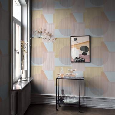 Mural Geométrico - KOGLS 01   MURAKE - 50341