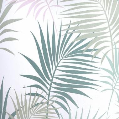 Papel Pintado Hojas de Palma - TINIMA 01   MURAKE - 11124