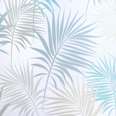 Papel Pintado Hojas de Palma - TINIMA 02   MURAKE - 11125