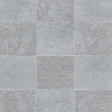 Papel Pintado Azulejo - ABBOT 03   MURAKE - 28053