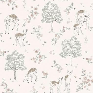 Papel Pintado Forestal Infantil   MURAKE - 64712