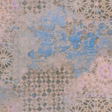 Papel Pintado Azulejos - TIANA 01   MURAKE - 858301