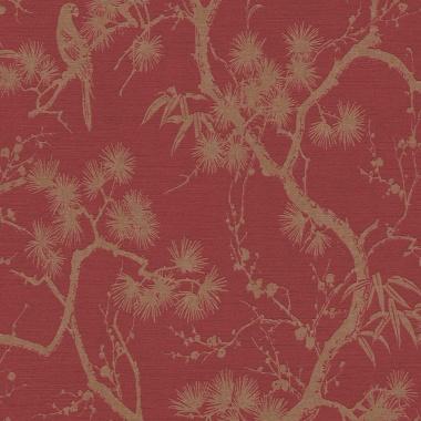 Papel Pintado Árbol Japonés - KUTAMA 01 | MURAKE - 687371