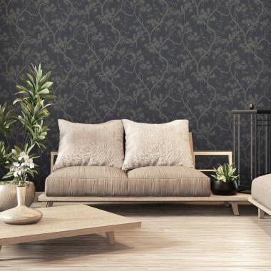 Papel Pintado Árbol Japonés - KUTAMA 02 | MURAKE - 687372