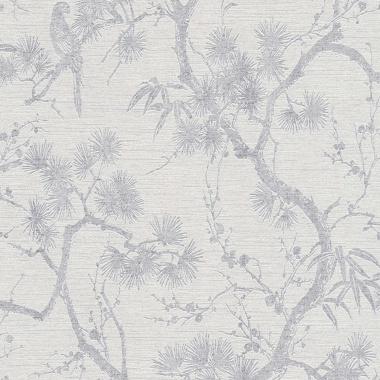 Papel Pintado Árbol Japonés - KUTAMA 03 | MURAKE - 687373