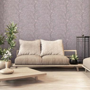 Papel Pintado Flor de cerezo - HAMURA 02 | MURAKE - 907352