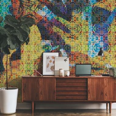 Mural Mosaico - BERGA    MURAKE - 88115