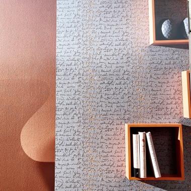 Papel Pintado Letras - ZOMENO 01 | MURAKE - 970063