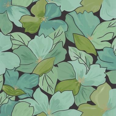 Papel Pintado Flores - OGOS 04 | MURAKE - 15834
