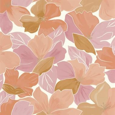 Papel Pintado Flores - OGOS 01 | MURAKE - 15831