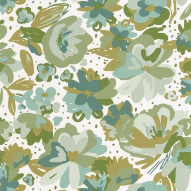Papel Pintado Flores - JULAY 04 | MURAKE - 15824