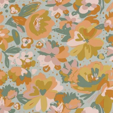Papel Pintado Flores - JULAY 03 | MURAKE - 15823